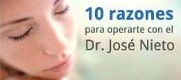10 razones para operarte con el Dr José Nieto